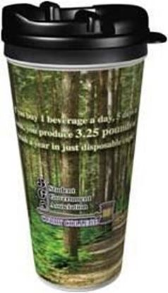Picture of Curry College Reusable Coffee Mug